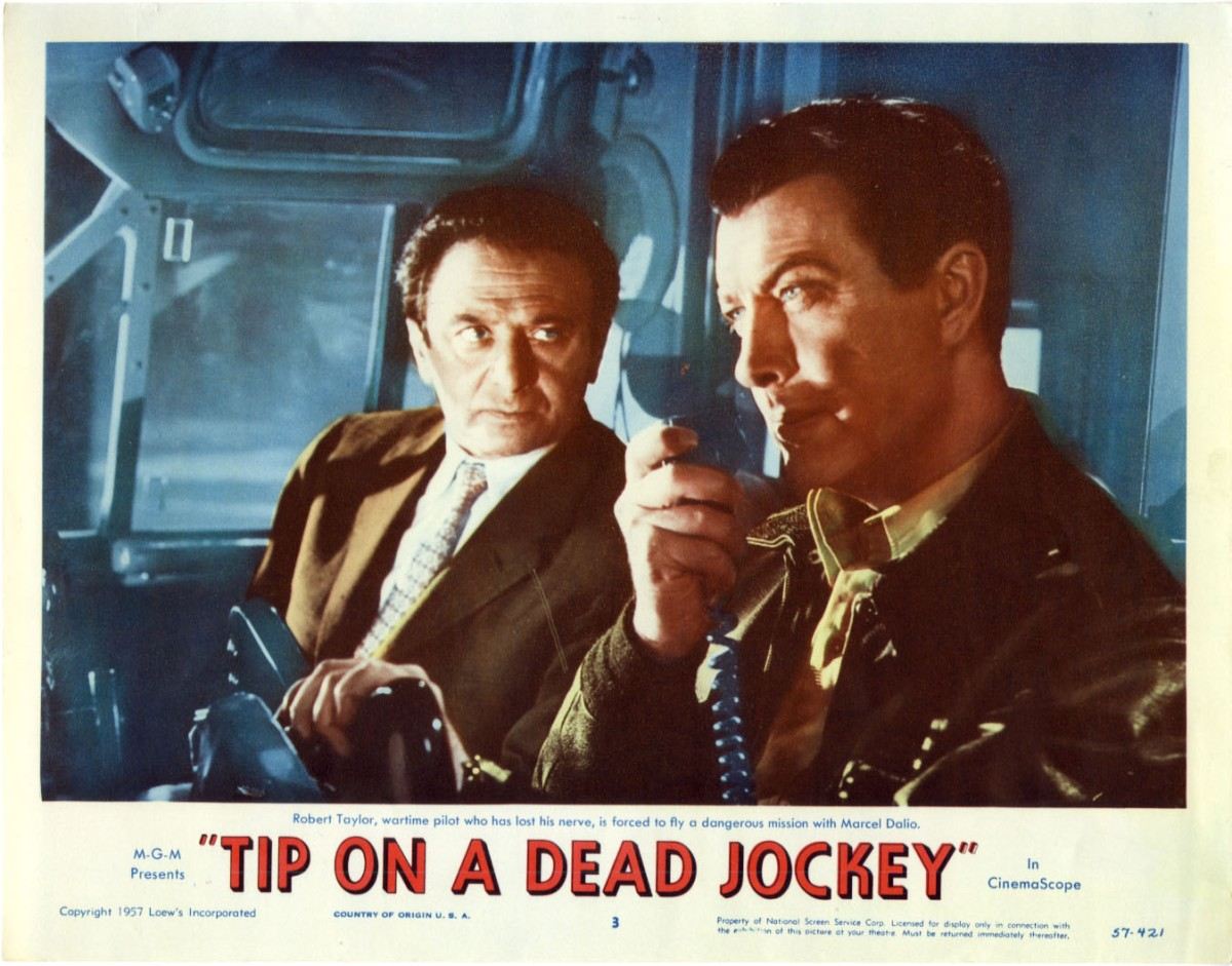Tip on a Dead Jockey   (1957)