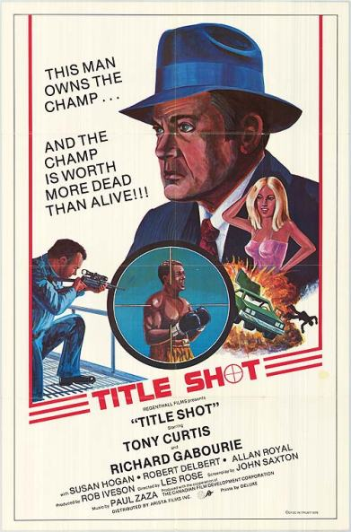 title shot poster