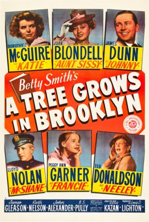 tree grows poster
