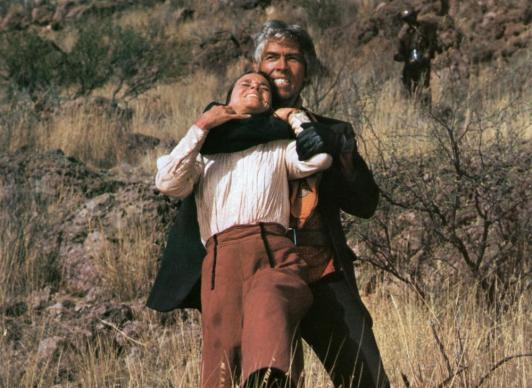 THE LAST HARD MEN, Barbara Hershey, James Coburn, 1976, (c) 20th Century Fox