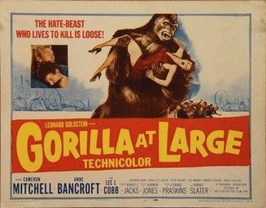 Gorilla_at_Large_FilmPoster