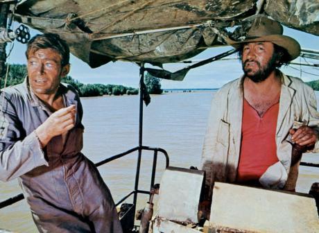 MURPHY'S WAR, Peter O'Toole, Philippe Noiret, 1971