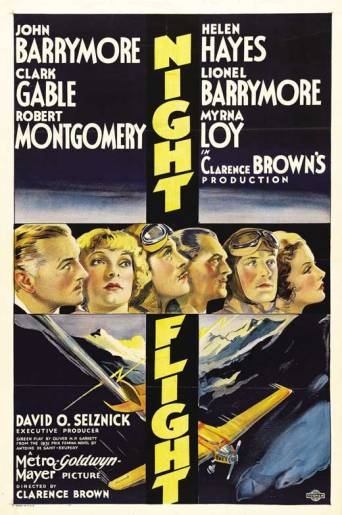 night flight one sheet