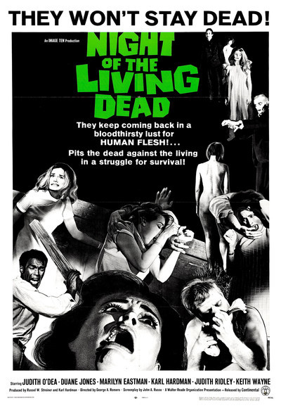 night living dead