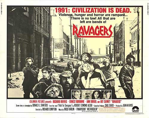 ravagers half sheet
