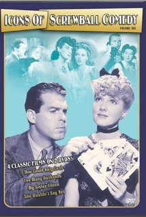 screwball comedy dvd set
