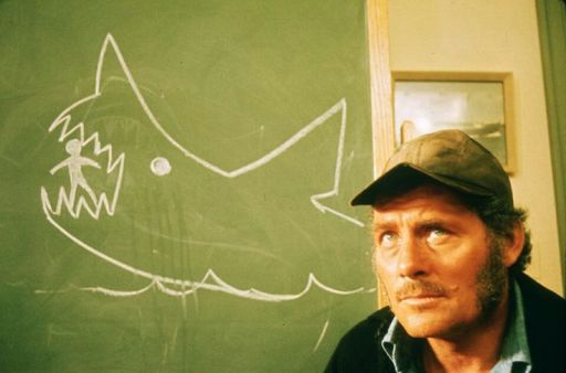 shaw in jaws
