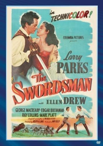 swordsman dvd