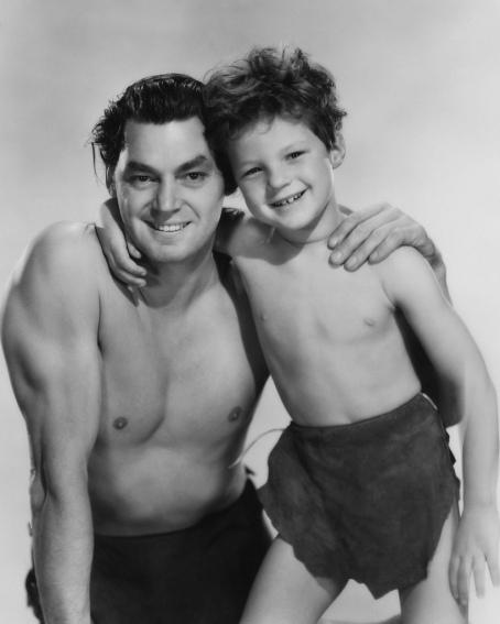 Tarzan and Boy