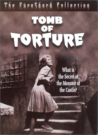 tomb of torture dvd