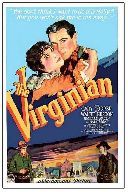 virginian poster