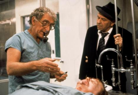 THE FIRST DEADLY SIN, James Whitmore, Frank Sinatra, 1980, (c) Filmways