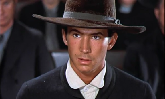 Anthony Perkins Friendly Persuasion