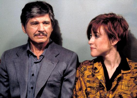 MURPHY'S LAW, Charles Bronson, Kathleen Wilhoite, 1986, (c) Cannon Group