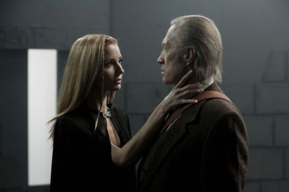 carradine and vampire