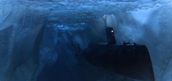 ce Station Zebra - Submarine