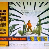 Guns of the Timberland   (1960)