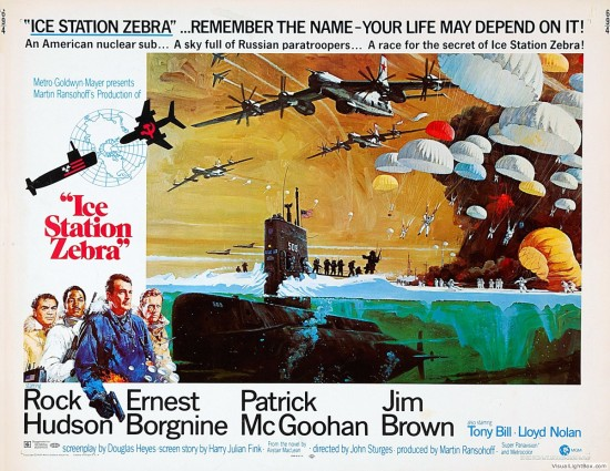 ice station half sheet