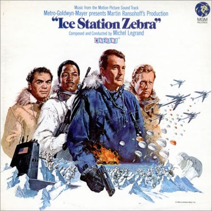 Ice-Station-Zebra soundtrack