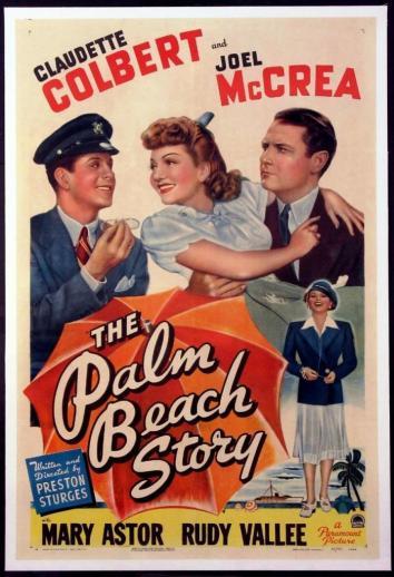 ThePalmBeachStory poster