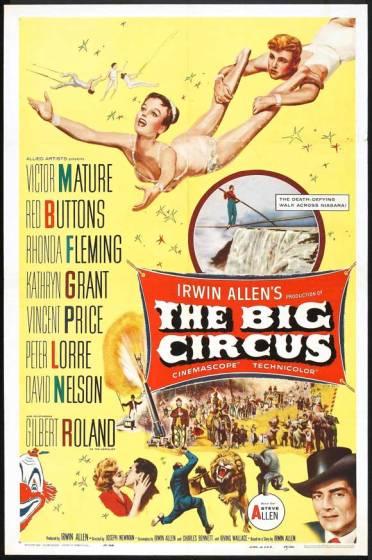 bi circus one sheet