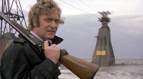 caine as carter