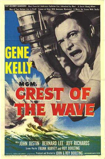 crest of wave poster