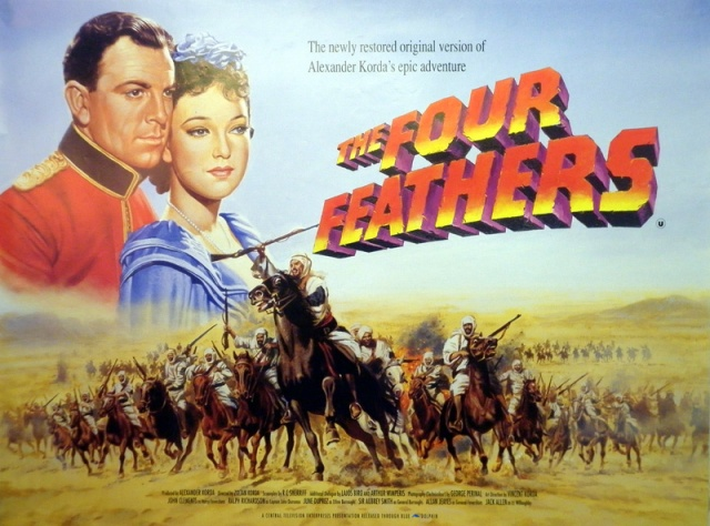 The Four Feathers (1939) – Mike's Take On the Movies ………. Rediscovering  Cinema's Past