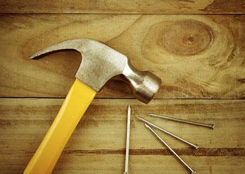 hammer-nails