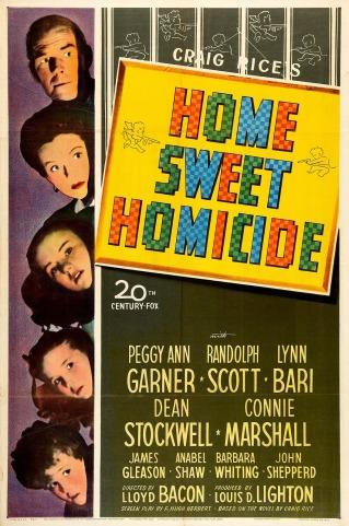HomeSweetHomicidePoster