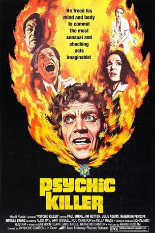 psychic killer poster