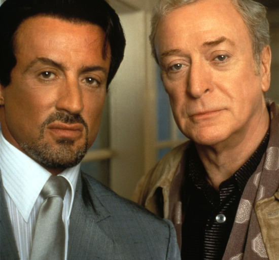 stallone and caine