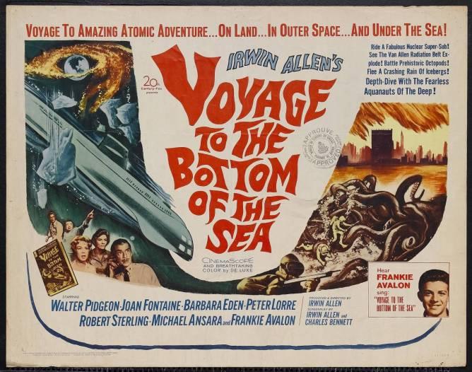 voyage to bottom poster