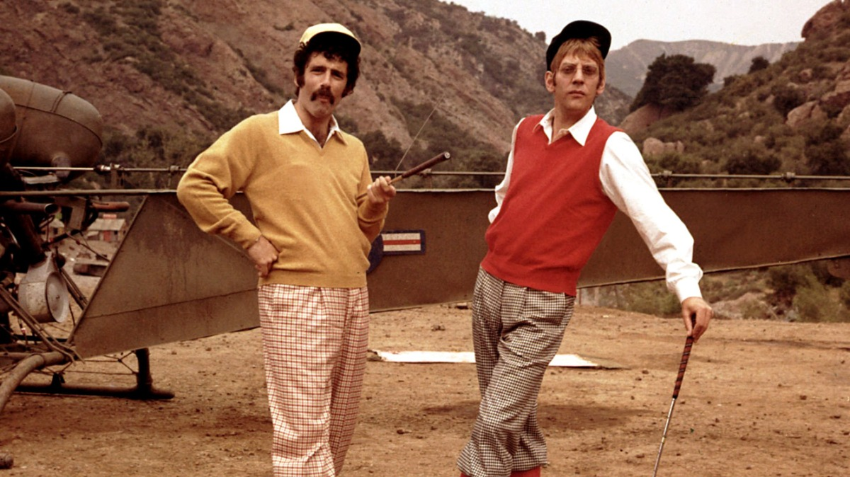 MASH   (1970)  The Seventies and Elliott Gould ... Day 2