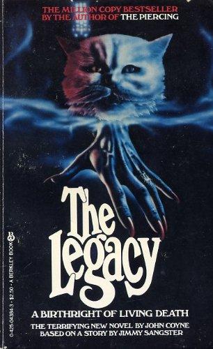 tthe legacy novel