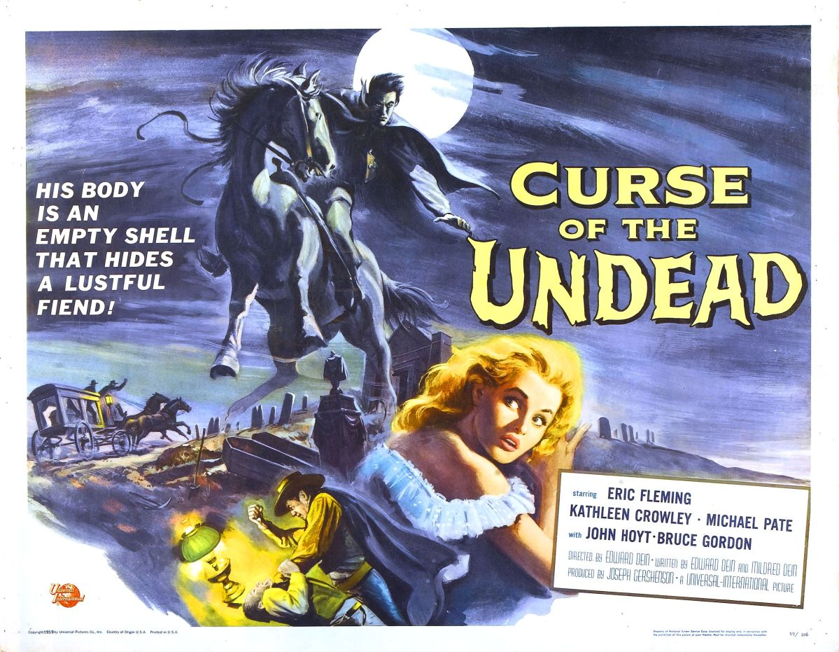 Curse of the Undead   (1959)