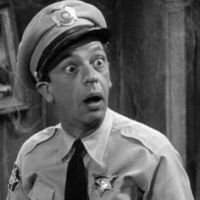 Barney Fife and Luther Heggs : One and the Same With a Special Thank You to Don Knotts