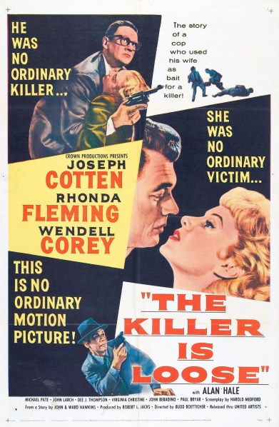 the-killer-is-loose-poster