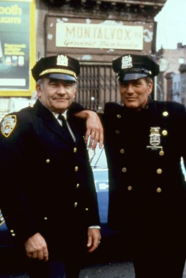 FORT APACHE THE BRONX, Edward Asner, Paul Newman, 1981, TM & Copyright (c) 20th Century Fox Film Corp