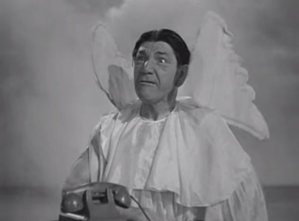 shemp-as-an-angel