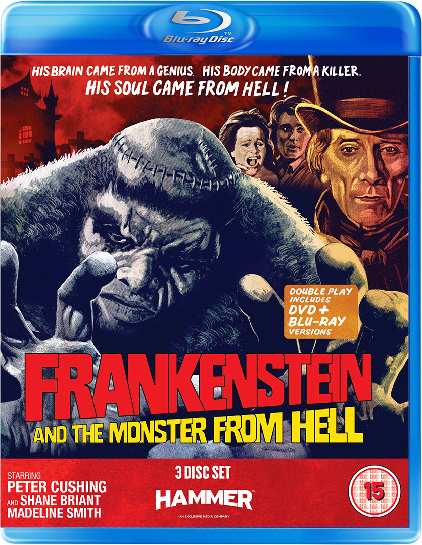 frankenstein and the monster from hell 1974 � mikes