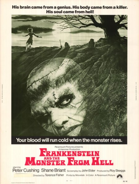 frankenstein-and-the-monster-from-hell-one-sheet