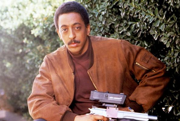 EVE OF DESTRUCTION, Gregory Hines, 1991