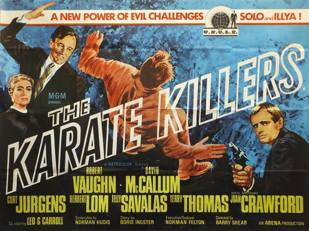 the-karate-killers-poster