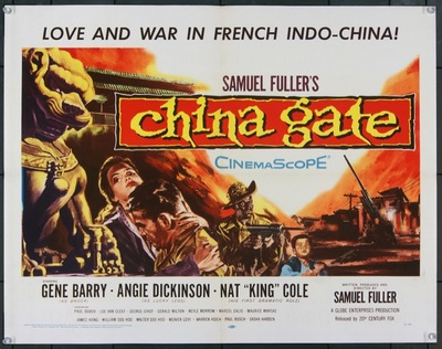 China Gate (1957) – Mike's Take On the Movies
