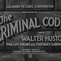 The Criminal Code   (1931)