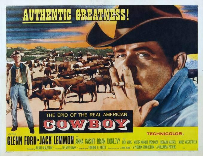 Image result for Cowboy 1958