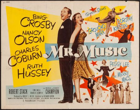 Mr. Music (1950) – Mike's Take On the Movies ………. Rediscovering Cinema's  Past