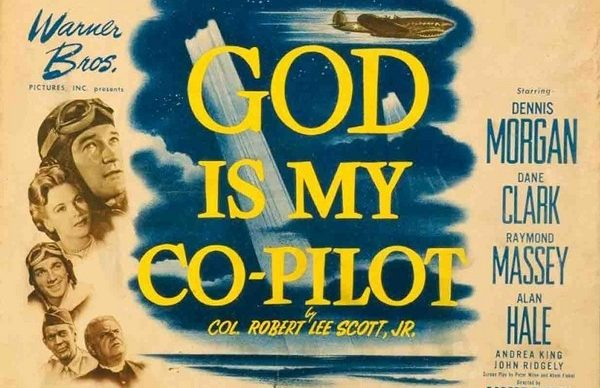 God Is My Co-Pilot (1945) – Mike's Take On the Movies