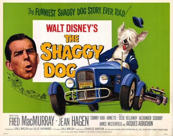 The Shaggy Dog (1959) – Mike's Take On the Movies ...